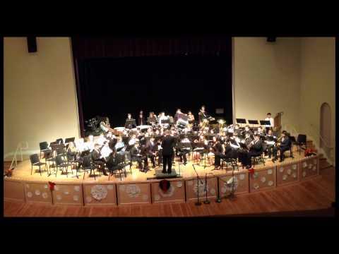 Salinas High School Concert Band 2013