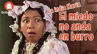 El miedo no anda en burro - película completa de la India María