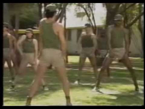 Aerobics Armed Forces Workout