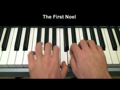 The First Noel - Free Christmas Piano Sheet Music