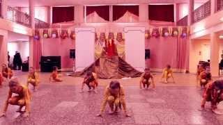 Танцы для детей Видео. Фрагменты выступлений