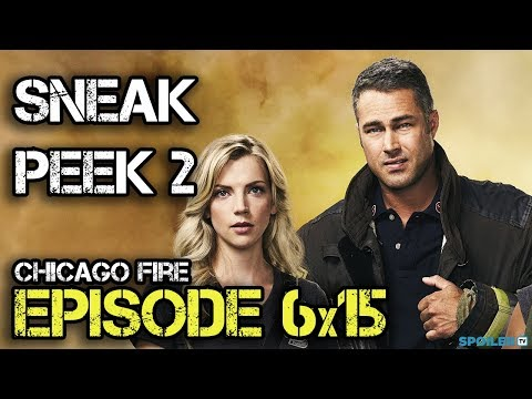 "Chicago Fire 6x15 Sneak Peek 2 ""The Chance To Forgive"""