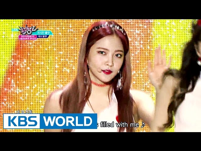 Red Velvet - Russian Roulette | 레드벨벳 - 러시안 룰렛 [Music Bank / 2016.09.30]