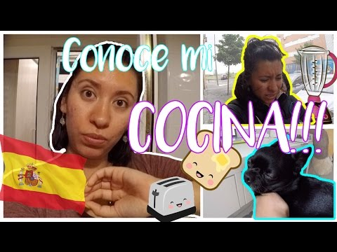 Cocina Tour + Próximo sorteo(#Vlog de viajes 126/ 11.05.17)  ❀◕‿◕❀ Likesely ♡