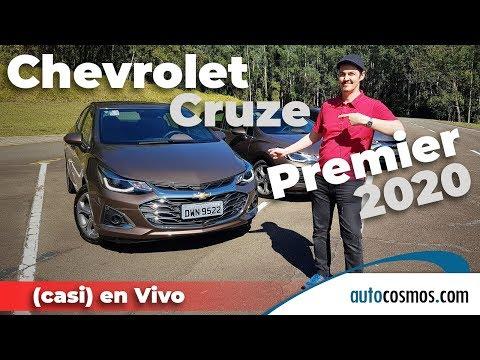 Chevrolet Cruze  Premier 2020 Que Llega A Argentina (casi) En Vivo