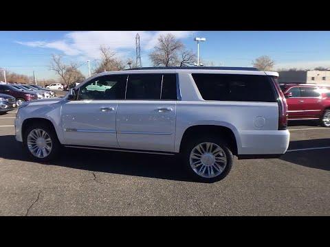 2018 Cadillac Escalade ESV Denver, Lakewood, Wheat Ridge ...