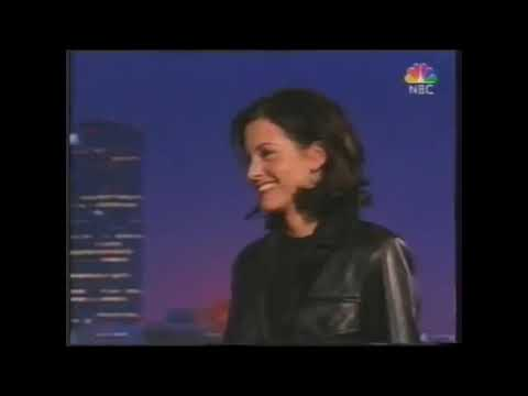 Courteney Cox Come And Kiss Matthew Perry