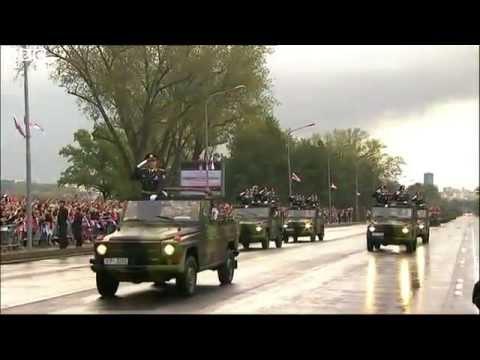 BBC News - Putin in Serbia for Belgrade liberation day parade