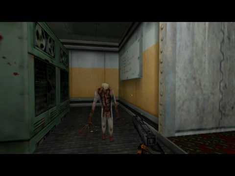 First Half-Life Map - Waste Processing