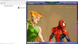 Marvel vs. Capcom 2: New Age of Heroes - Out Of Practice - User video