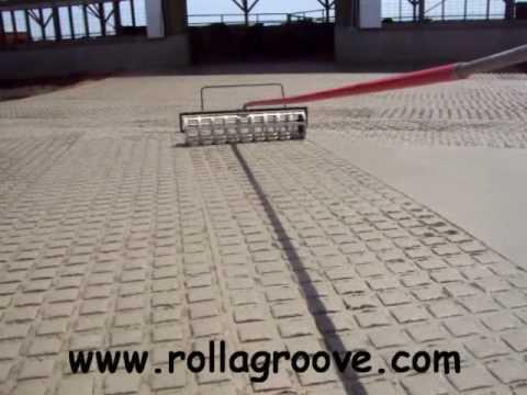 Concrete Roller Youtube