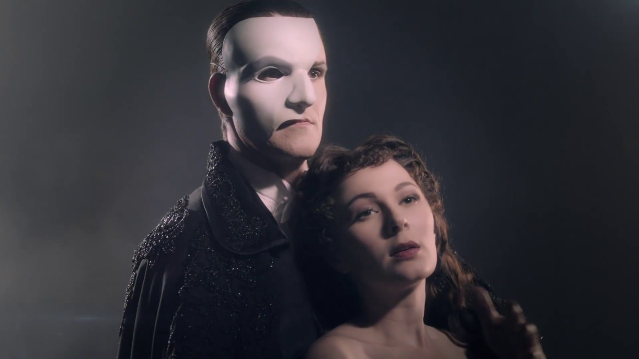 the phantom of the opera london trailer 2018 youtube. Black Bedroom Furniture Sets. Home Design Ideas