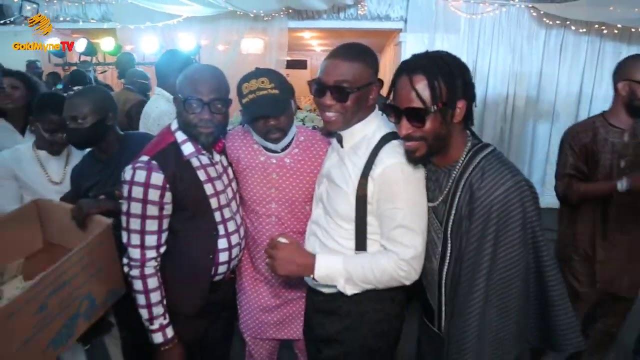 Download PASUMA, 9ICE, SHEU ABANA, ADE ELELEDE STORM CHIEF OLADAPO YUSUF 50TH BIRTHDAY WITH K1 DE ULTIMATE