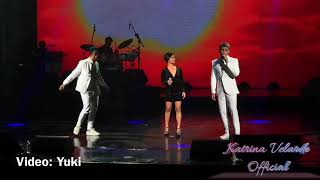 Katrina Velarde, Daryl Ong, Bugoy Drillon - One Sweet Day Live - BND CONCERT