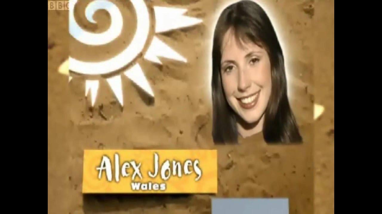 alex jones in bikini