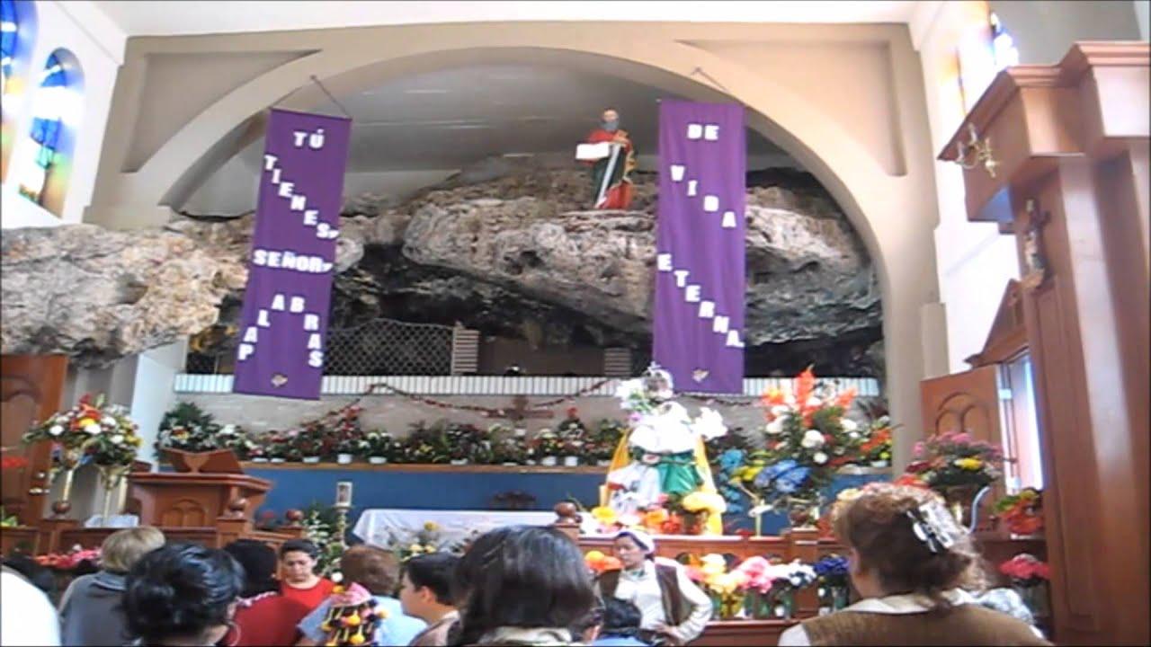 Virgen de El Chorrito Hidalgo Tamaulipas Mxico  YouTube