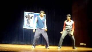 Dance on Arya2-My Love is Gone..IITD Telugu Freshers Party09-Pawan Creative Works.