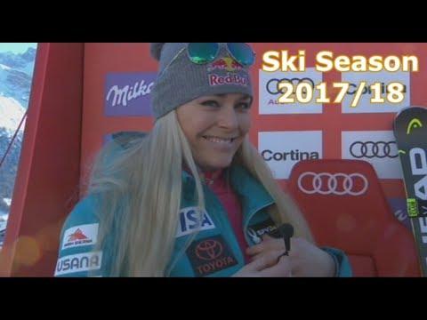 Lindsey Vonn - Ski Season 2017/18