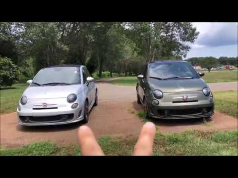 Fiat 500 GQ & Abarth Review