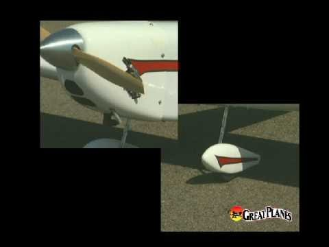 Great Planes Giant Scale Super Sportster ARF 1 2-2,82