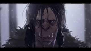 World of Warcraft — «Владыки войны», история создания: рисунок