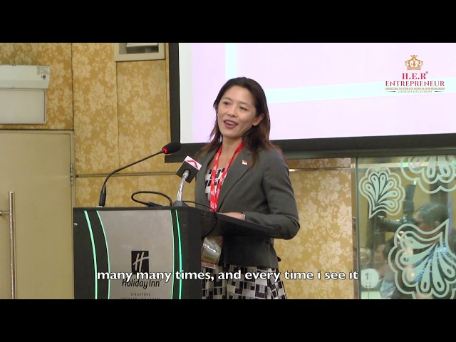 H.E.R Asia Summit 2018 | May Ooi