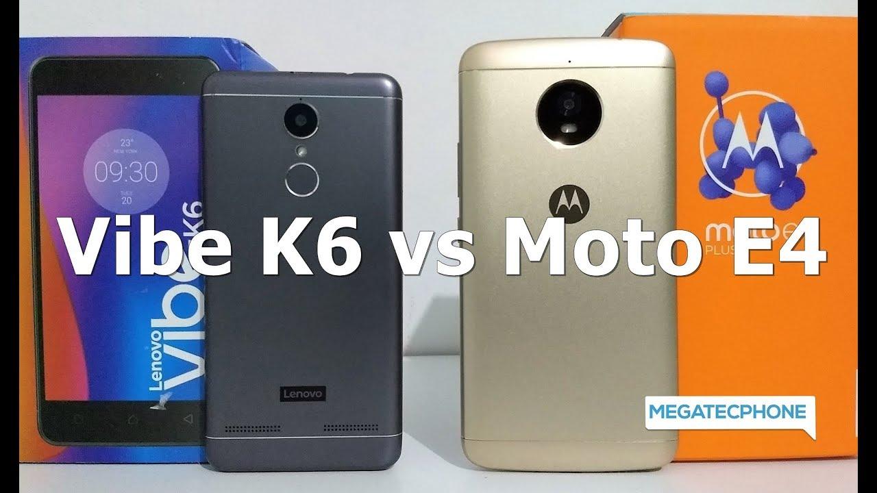 860474b3f6d Moto E4 Plus vs Vibe K6 - Comparativo | Qual o Melhor para Você ...