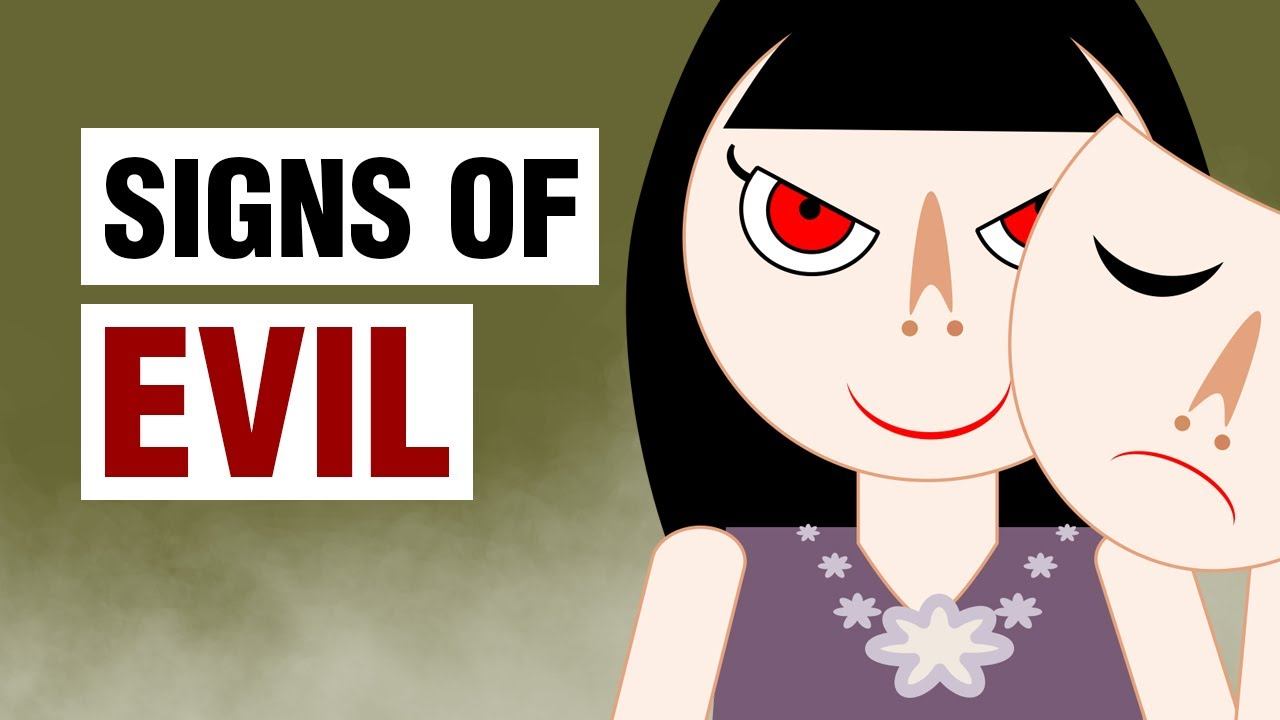 Download 10 Warning Signs You Are Dealing With An Evil Person