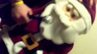 Doug and Santa Thumbnail