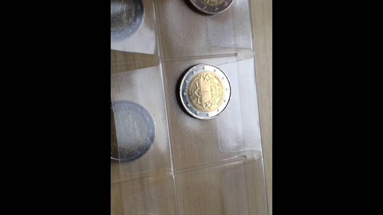 Seltene 2 Münzen Youtube