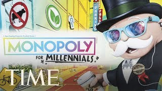 Monopoly For Millennials Is Here And People Are Not That Happy About It | TIME