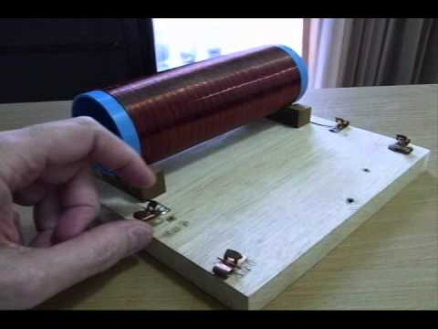 How To Make A Crystal Radio - No Batteries, No External Power