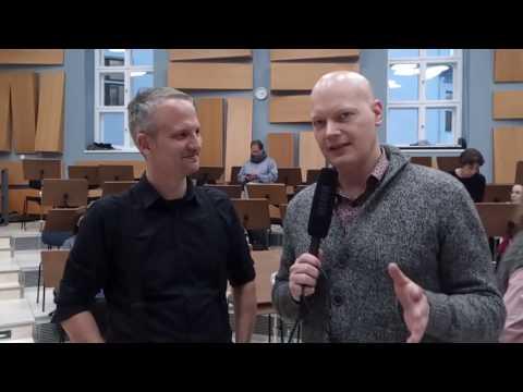 Nicolas Fink im Interview mit Holger Marks