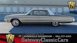 599-FTL 1965 Chrysler Newport