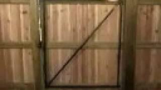 Gate Sag Eliminator Gate Frames