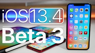 iOS 13.4 Beta 3 is Out! - What's New?