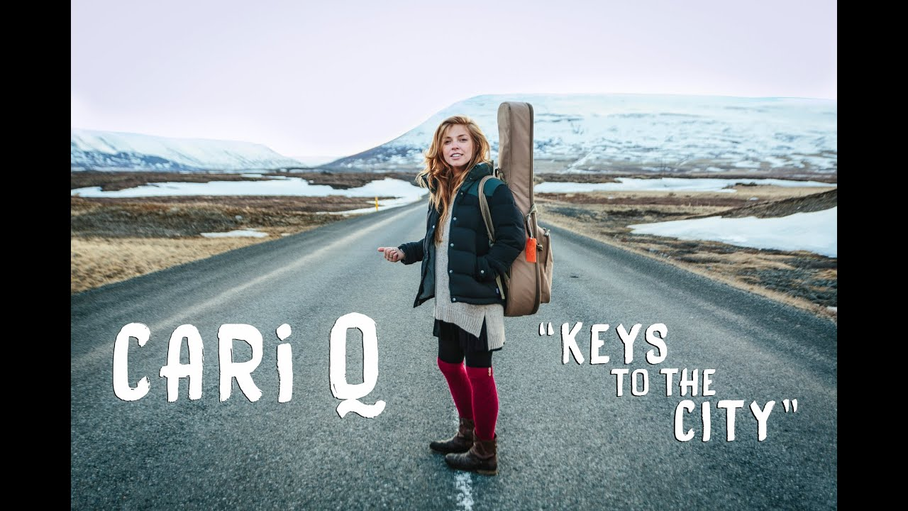 Cari Q - Keys to the City