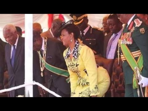 Breaking: See what happens as ZANU-PF fires Mugabe as party chief, Grace Mugabe goes bunkers