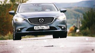 Секс, Колхоз и Mazda 6 2016  Игорь Бурцев Простое Мнение