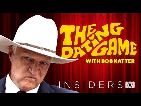 The Dating Game with Bob Katter