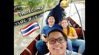 Bangkok, Thailand VLOG DAY 2...