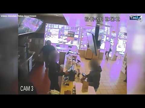 Woman assaults Glendale McDonald's employee after she got the wrong order