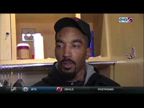 J.R. Smith knows what Larry Sanders has gone through