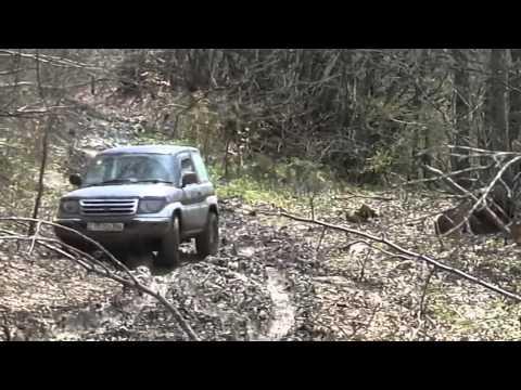 Toyota Prado & Pajero IO & Pajero In The Mud /  Club 4x4. Az  20.04.14