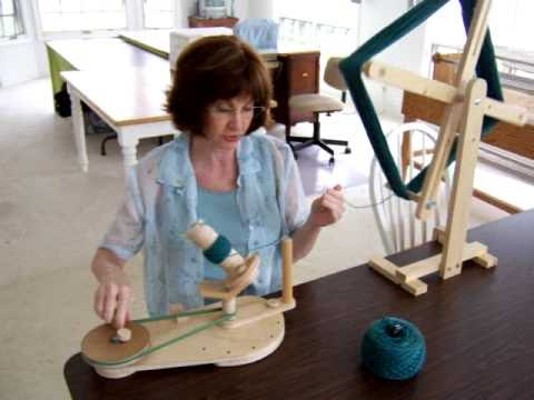 Ball Winder Woodworking Plans