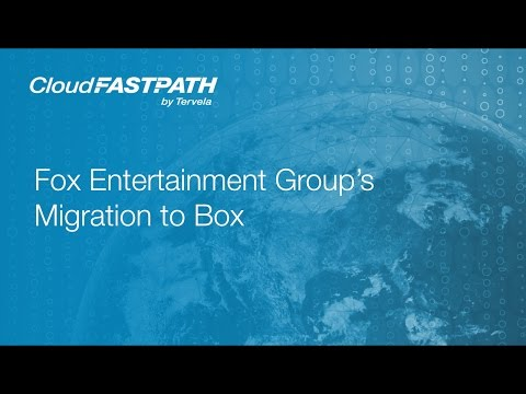 Fox Entertainment Group's Box Migration