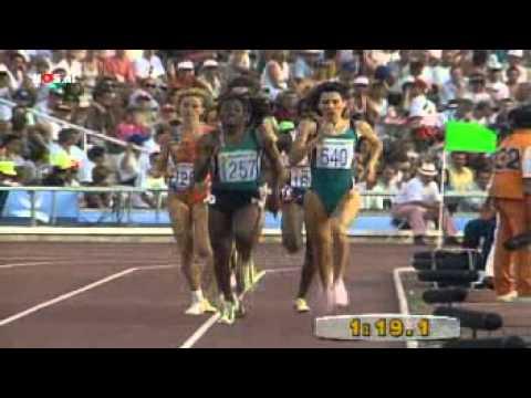 Olympisch goud Ellen van Langen Barcelona 1992