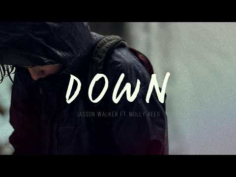 Jason Walker ft. Molly Reed - Down (Lyrics video)