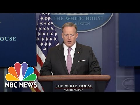 White House Confirms Afghanistan Bomb Strike On ISIS Target   NBC News