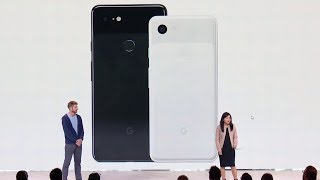 Google Pixel 3 & Pixel 3 XL Event in 10 Mins - Discover All the New Features!